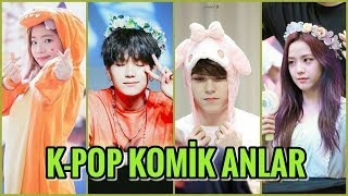 [Tr Altyazılı] K-POP KOMİK ANLAR!!