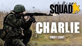 Squad Gameplay - Charlie First Light - Twitch Livestream Highlight [Full Match]