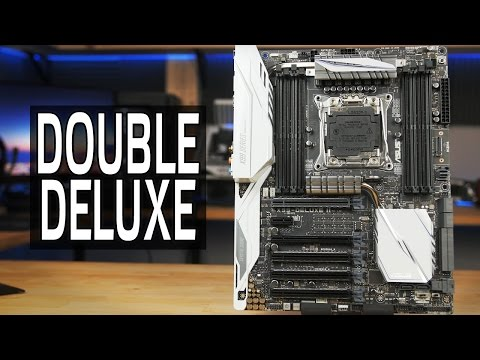 2 is Better Than 1? ASUS X99 Deluxe II Review!