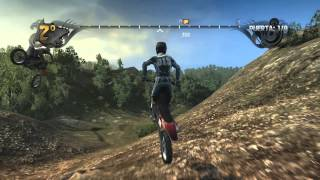 MX vs ATV Reflex PC Gameplay