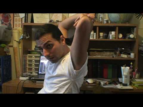 How To Tie Your Hair In A Bun For Men Youtube