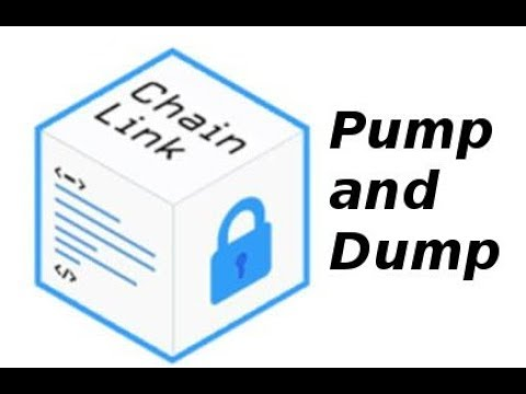 Smart Contracts and the ChainLink Pump and Dump