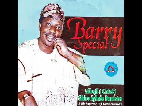 Download Aare Dr Sikiru Ayinde Barrister - Owuro lawa