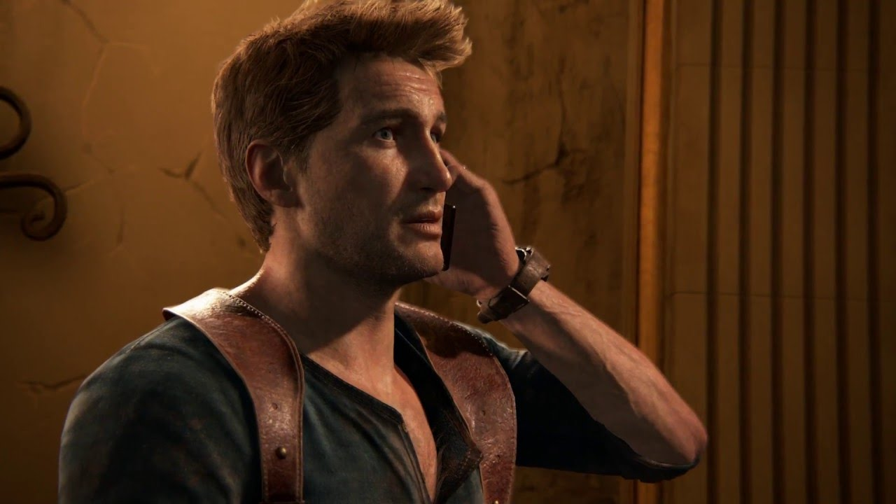 Uncharted 4 A Thief S End Chapter 11 Rafe Adler Hacks Nate