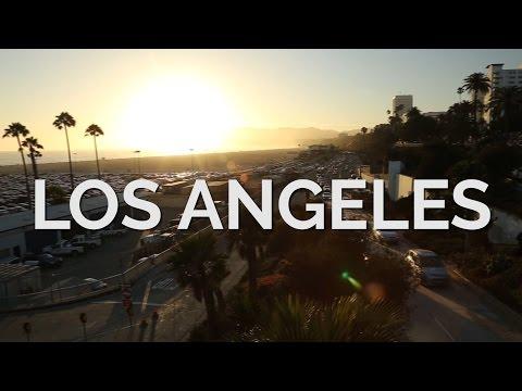 Los Angeles - USA Nyugati Part csodái