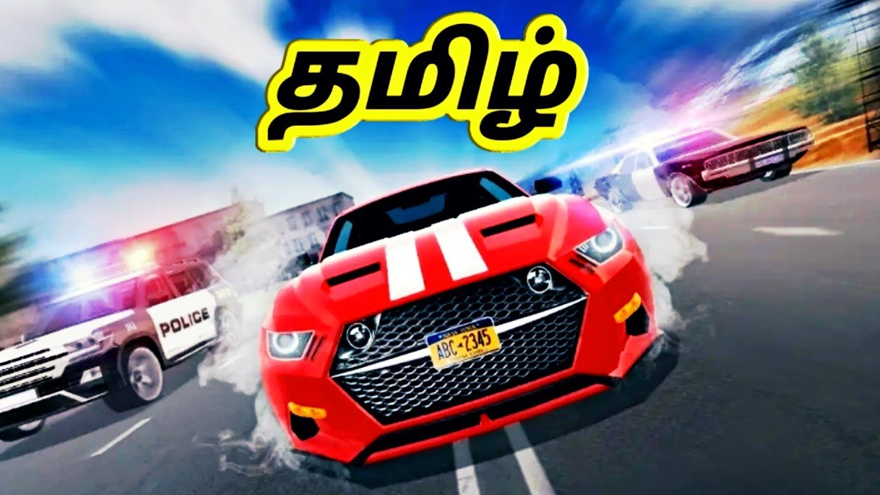 Top 3 car games in Tamil video