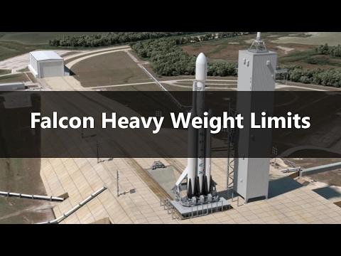 Falcon Heavy Weight Limits