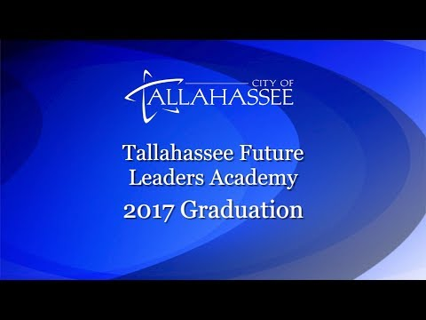 Tallahassee Future Leaders Academy Graduation 2017