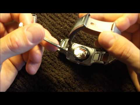 How to Change a Watch Battery with Normal Tools
