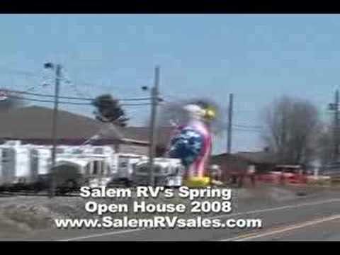 Salem RV Spring Open House 2008
