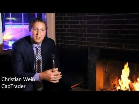 Interview - Christian Weiß von CapTrader zum BankingCheck Award 2013
