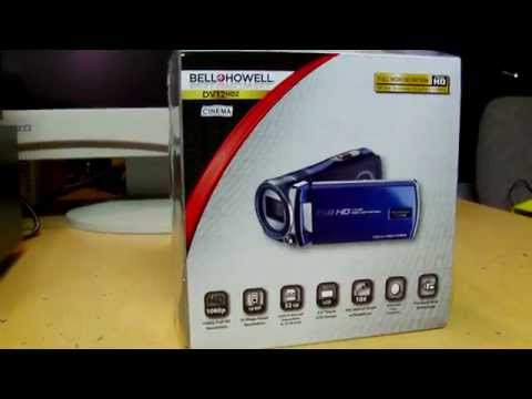 Bell & Howell DV12HDZ camcorder review & test