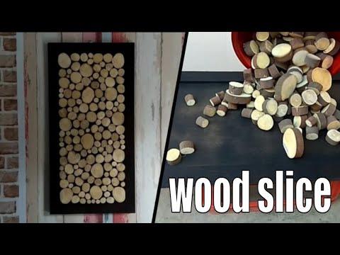 wood-slice-wall-art-|-home-decor