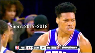Trust the process-76ers 2017-2018 hype mix