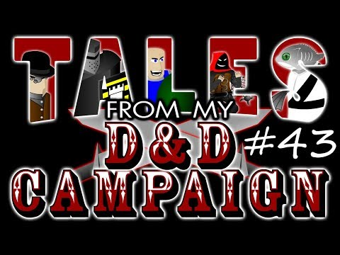 Tales From My D&D Campaign #43: Surprise Guest