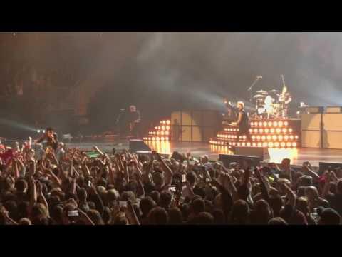 Green Day - Revolution Radio • Infinite Energy Arena • Duluth, GA • 3/10/2017