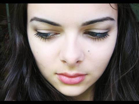 Perfect Natural Eyebrows - YouTube