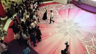 Чеченская свадьба. Зелимхан и Айза (2) 18.06.2014