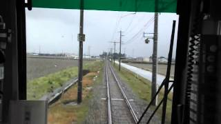 えちぜん鉄道5001形走行音  下兵庫~大関