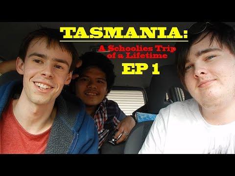 Tasmania: A Schoolies Trip of a Lifetime Ep 1 - Prologue & Day 1