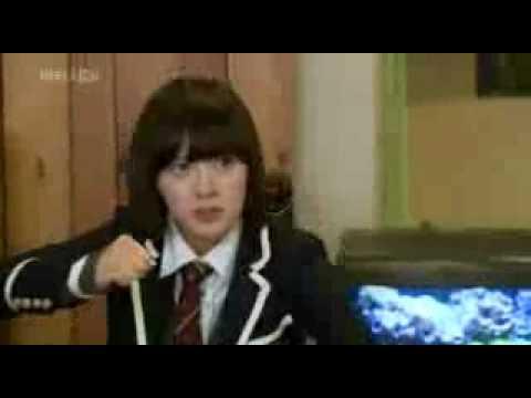 Jan di Vs Joon Pyo First battle cut from Boys over flowers