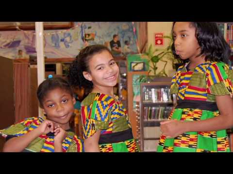 The Black Candle [HD] (Official Kwanzaa Film) Narrated by Ma