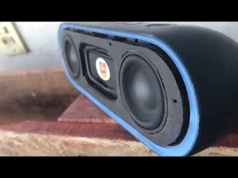 Sony SRS Xb-20 bass test No Grill