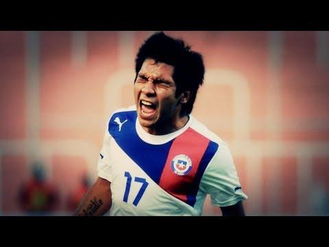 Diego Rojas vs Paraguay   Sudamericano Sub-20   2013