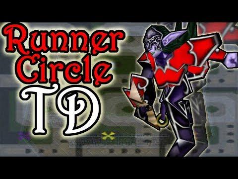 Warcraft 3 | Custom | Runner Circle TD
