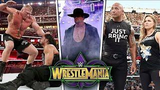 WWE WrestleMania 31 Full Highlights HD