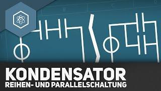 Kondensatoren Reihen- und Parallelschaltung ● Gehe auf SIMPLECLUB.DE/GO & werde #EinserSchüler
