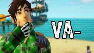 The Vacation Song - Shane Dawson (Free Realms Music Video)