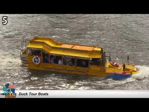 DUCK BOATS | Crazy Boats #5 | Avalon Luxury Pontoons