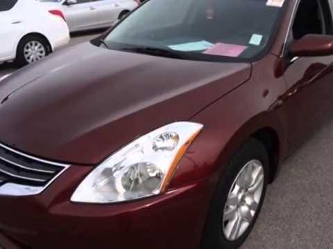 2012 Nissan Altima Auction Direct Sedan Las Vegas Nv