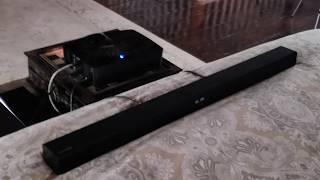 SAMSUNG HW-M360 $100.00 SOUNDBAR REVIEW