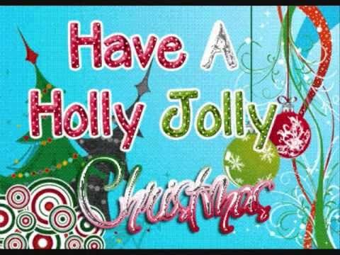 Have a Holly Jolly Christmas - Burl Ives - YouTube