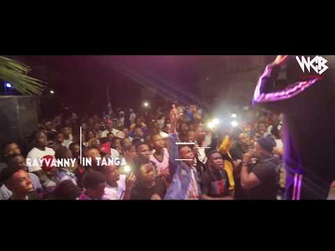 Rayvanny live performance in TANGA (MBELEKO)part3