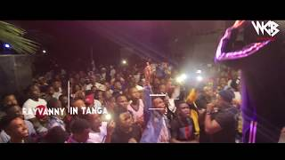 Rayvanny live performance in TANGA (MBELEKO)part3