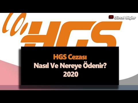HGS Cezası Nasıl Ve Nereye Ödenir? 2021 Ödenen Yerler
