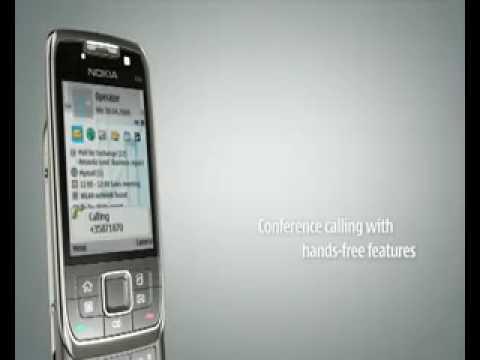 Nokia E66 Promo Video