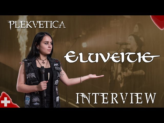 [ Interview ] Chrigel von Eluveitie ( 2018 ) | Folk Metal