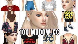 100 NOWYCH MODÓW w moim CAS! test + linki