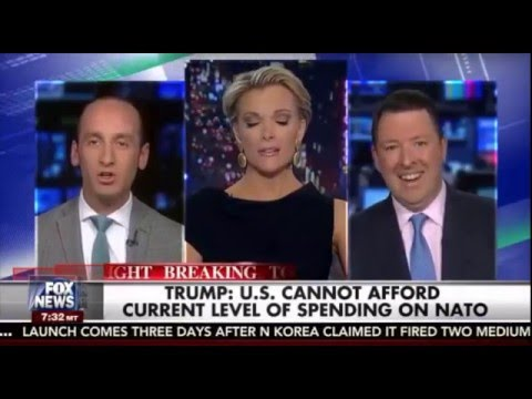 Marc Thiessen Crushes Trump Senior Advisor on Foreign Policy