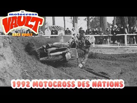 1992 Motocross des Nations from Manjimup Australia