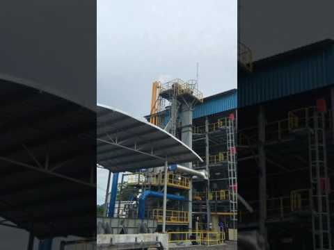 Gussing Renewable Energy Asia Plant in action
