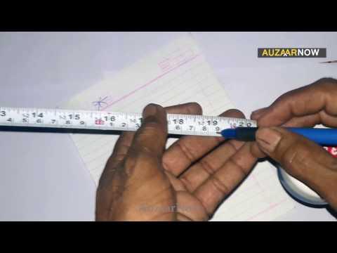 Measuring Tape In MM | Measure Tape Tricks