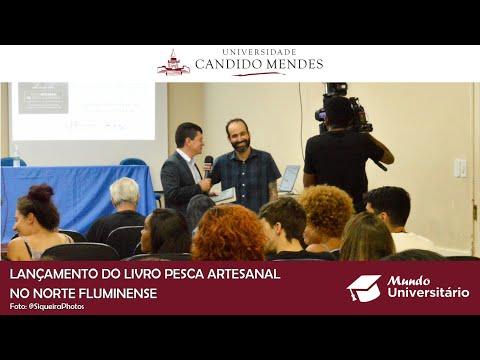 Lançamento do livro Pesca Artesanal no Norte Fluminense