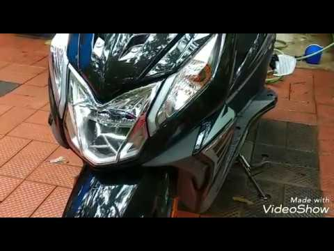 New Honda Dio Dx black More attractive