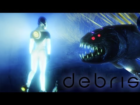 IT TOOK HIM HOSTAGE?! We Need To Rescue Chris From The Final Boss! - Debris Gameplay