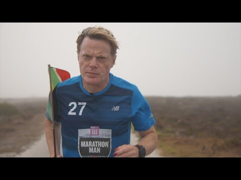Eddie Izzard: Marathon Man - Week 4 Highlights - BBC Three